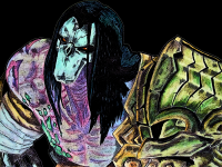 Death, Darksiders 2 , THQ, monkeyswithbrushes